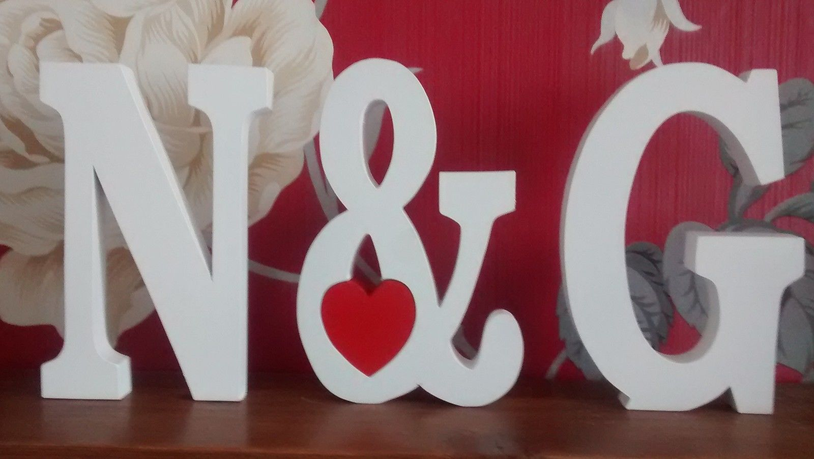 Large wooden letters with sign wooden numbers for Big wooden letter b